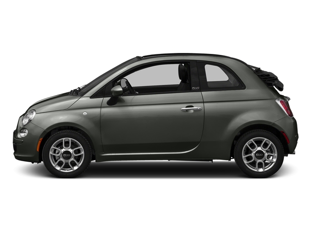 Rhino Clearcoat 2016 FIAT 500c Pictures 500c Convertible 2D Lounge I4 photos side view