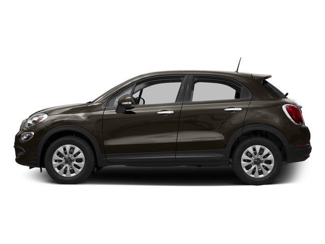 Bronzo Magnetico (Bronze Metallic) 2016 FIAT 500X Pictures 500X Utility 4D Easy 2WD I4 photos side view