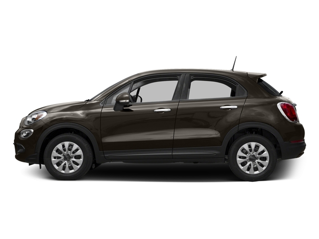 Bronzo Magnetico (Bronze Metallic) 2016 FIAT 500X Pictures 500X Utility 4D Trekking Plus 2WD I4 photos side view