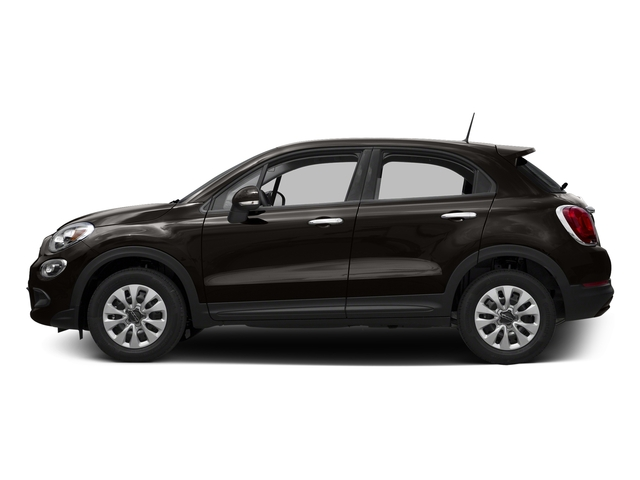 Bronzo Magnetico Opaco (Matte Bronze) 2016 FIAT 500X Pictures 500X Utility 4D Easy 2WD I4 photos side view