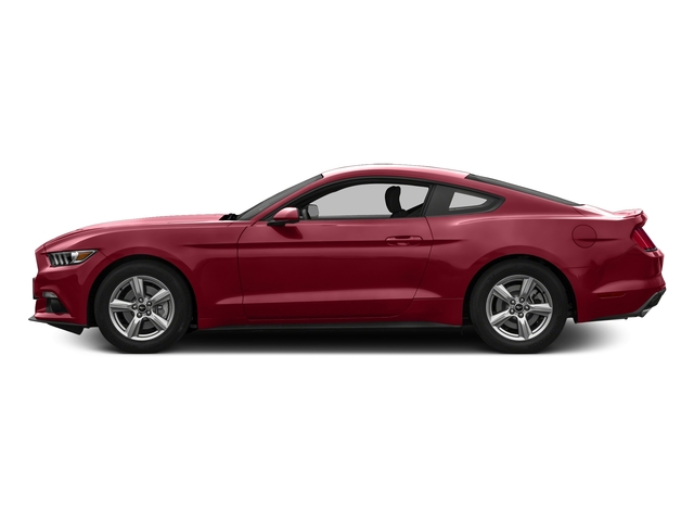 Ruby Red Metallic Tinted Clearcoat 2016 Ford Mustang Pictures Mustang Coupe 2D EcoBoost Premium I4 Turbo photos side view