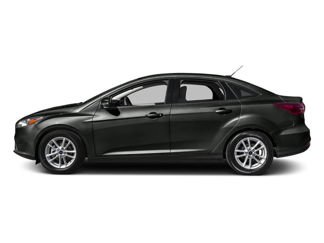 Magnetic 2016 Ford Focus Pictures Focus Sedan 4D S I4 photos side view