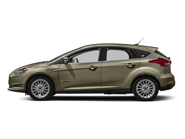 Tectonic 2016 Ford Focus Electric Pictures Focus Electric Hatchback 5D Electric photos side view