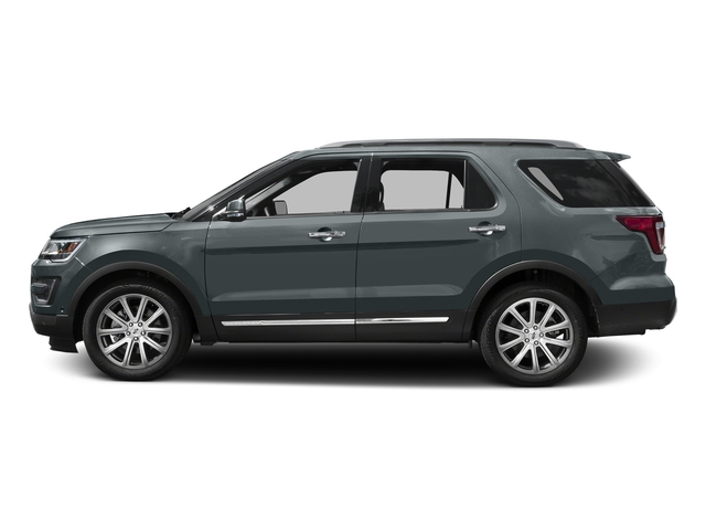 Guard Metallic 2016 Ford Explorer Pictures Explorer Utility 4D Limited 2WD V6 photos side view