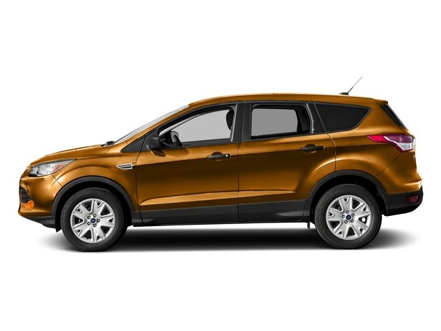 Electric Spice 2016 Ford Escape Pictures Escape Utility 4D SE 2WD I4 Turbo photos side view
