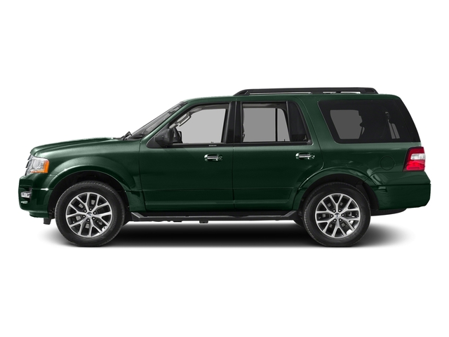 Green Gem Metallic 2016 Ford Expedition Pictures Expedition Utility 4D XLT 4WD V6 Turbo photos side view
