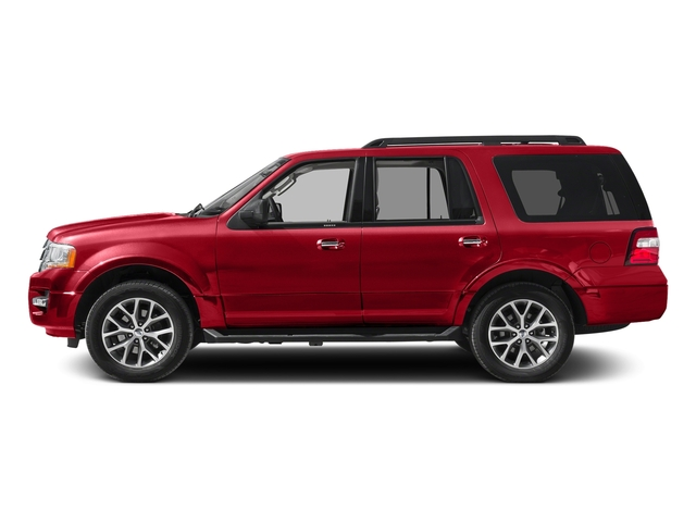 Race Red 2016 Ford Expedition Pictures Expedition Utility 4D XL 4WD V6 Turbo photos side view
