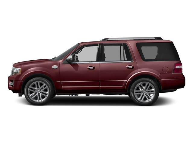 Bronze Fire Metallic 2016 Ford Expedition Pictures Expedition Utility 4D King Ranch 4WD V6 Turbo photos side view