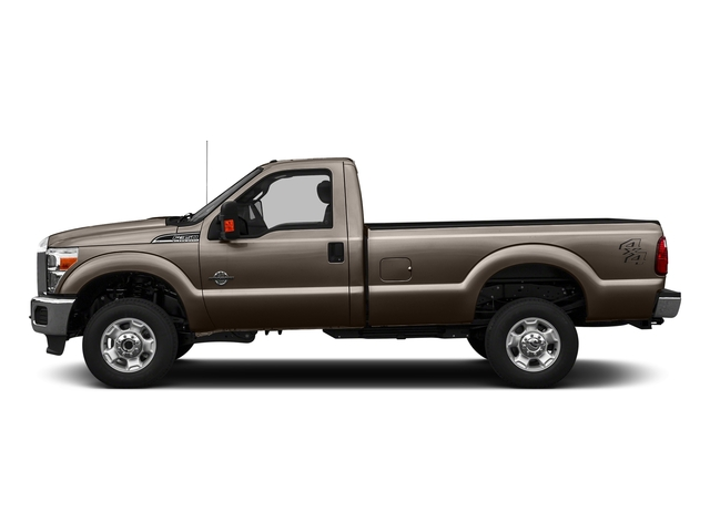 Caribou Metallic 2016 Ford Super Duty F-350 DRW Pictures Super Duty F-350 DRW Regular Cab XLT 2WD photos side view