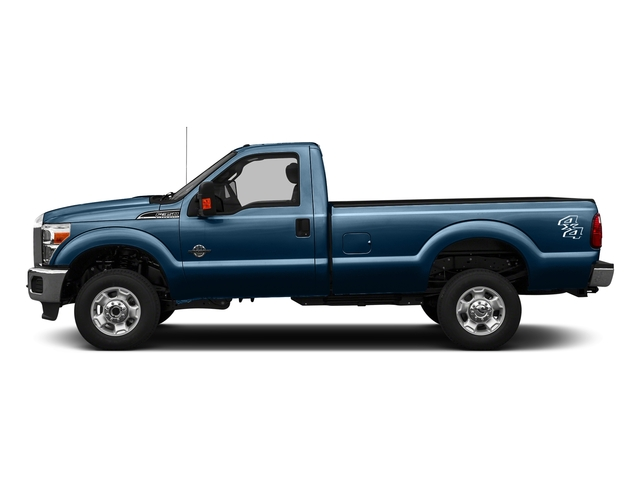 Blue Jeans Metallic 2016 Ford Super Duty F-350 DRW Pictures Super Duty F-350 DRW Regular Cab XLT 2WD photos side view
