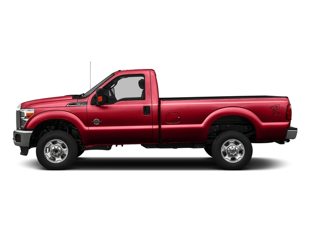 Race Red 2016 Ford Super Duty F-350 DRW Pictures Super Duty F-350 DRW Regular Cab XLT 2WD photos side view