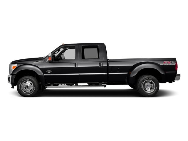 Shadow Black 2016 Ford Super Duty F-350 DRW Pictures Super Duty F-350 DRW Crew Cab XL 2WD photos side view