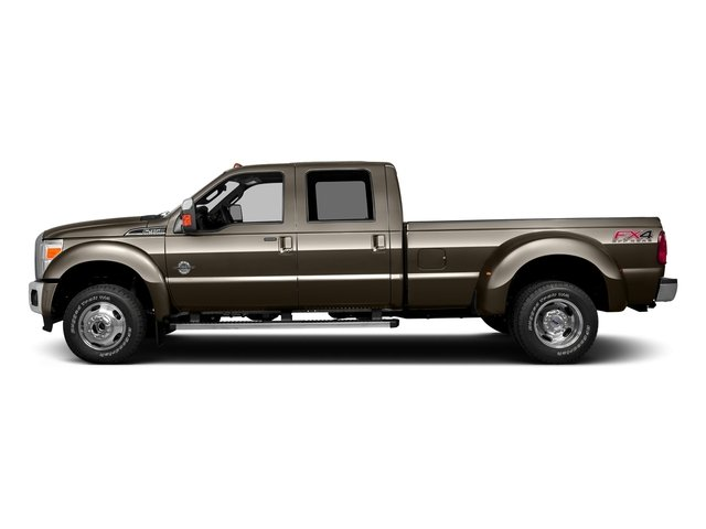 Caribou Metallic 2016 Ford Super Duty F-350 DRW Pictures Super Duty F-350 DRW Crew Cab XL 2WD photos side view