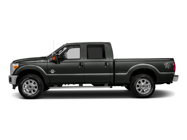 Magnetic Metallic 2016 Ford Super Duty F-250 SRW Pictures Super Duty F-250 SRW Crew Cab XL 4WD photos side view