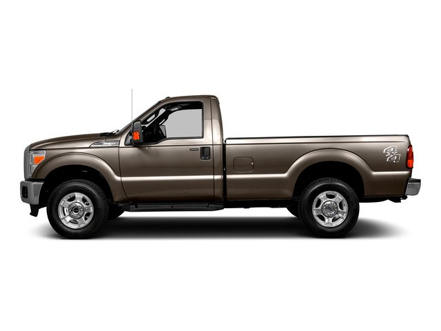 Caribou Metallic 2016 Ford Super Duty F-250 SRW Pictures Super Duty F-250 SRW Regular Cab XL 2WD photos side view