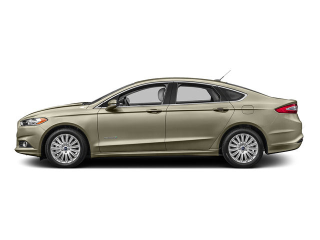 Tectonic 2016 Ford Fusion Pictures Fusion Sedan 4D S I4 Hybrid photos side view