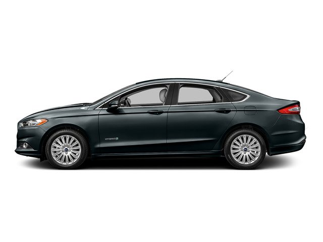 Guard 2016 Ford Fusion Pictures Fusion Sedan 4D S I4 Hybrid photos side view