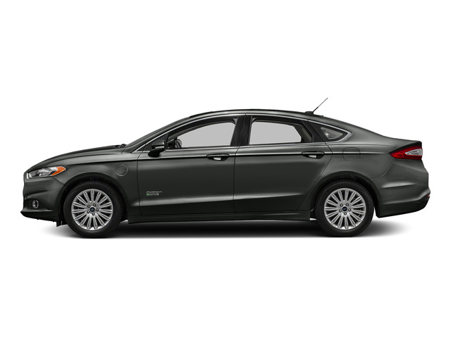 Magnetic 2016 Ford Fusion Energi Pictures Fusion Energi Sedan 4D SE Energi I4 Hybrid photos side view