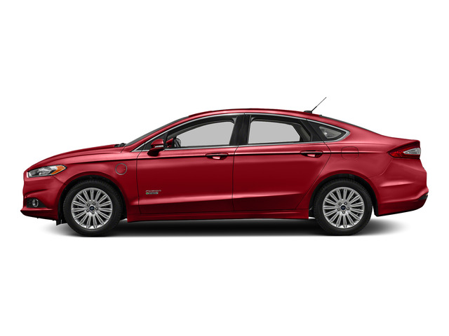 Ruby Red Metallic Tinted Clearcoat 2016 Ford Fusion Energi Pictures Fusion Energi Sedan 4D SE Energi I4 Hybrid photos side view