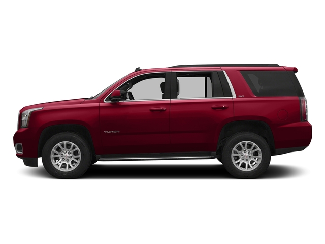 Crimson Red Tintcoat 2016 GMC Yukon Pictures Yukon Utility 4D SLE 2WD V8 photos side view