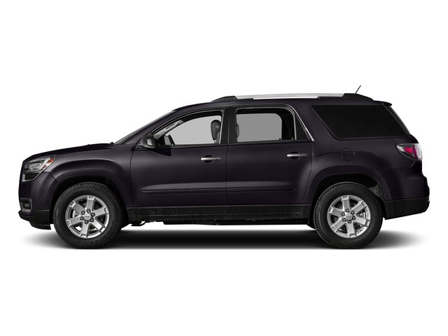 Midnight Amethyst Metallic 2016 GMC Acadia Pictures Acadia Utility 4D SLE2 2WD V6 photos side view