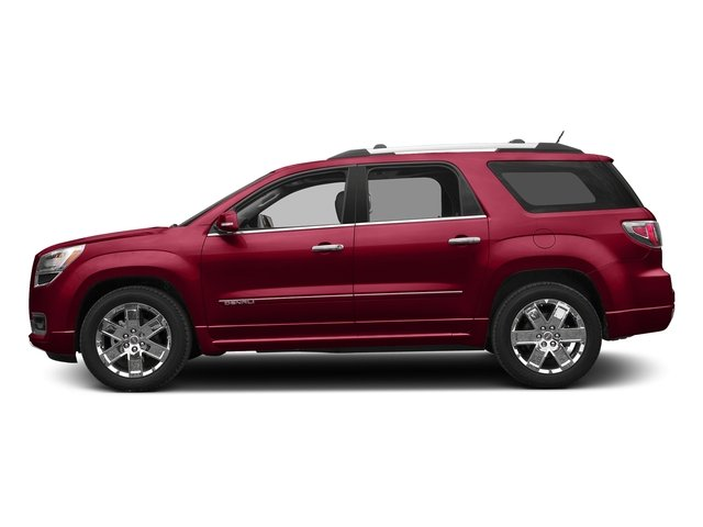 Crimson Red Tintcoat 2016 GMC Acadia Pictures Acadia Utility 4D Denali AWD V6 photos side view