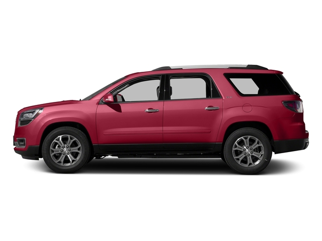 Crimson Red Tintcoat 2016 GMC Acadia Pictures Acadia Utility 4D SLT AWD V6 photos side view