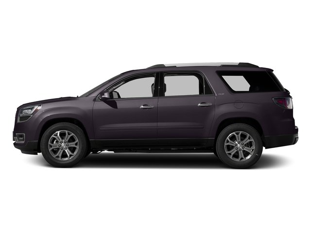 Midnight Amethyst Metallic 2016 GMC Acadia Pictures Acadia Utility 4D SLT AWD V6 photos side view