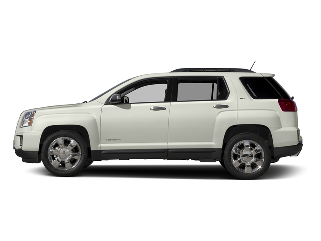 White Frost Tricoat 2016 GMC Terrain Pictures Terrain Utility 4D SLT 2WD photos side view