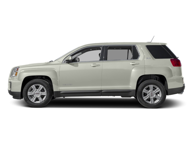 White Frost Tricoat 2016 GMC Terrain Pictures Terrain Utility 4D SLE AWD photos side view
