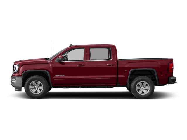 Crimson Red Tintcoat 2016 GMC Sierra 1500 Pictures Sierra 1500 Crew Cab SLE 2WD photos side view