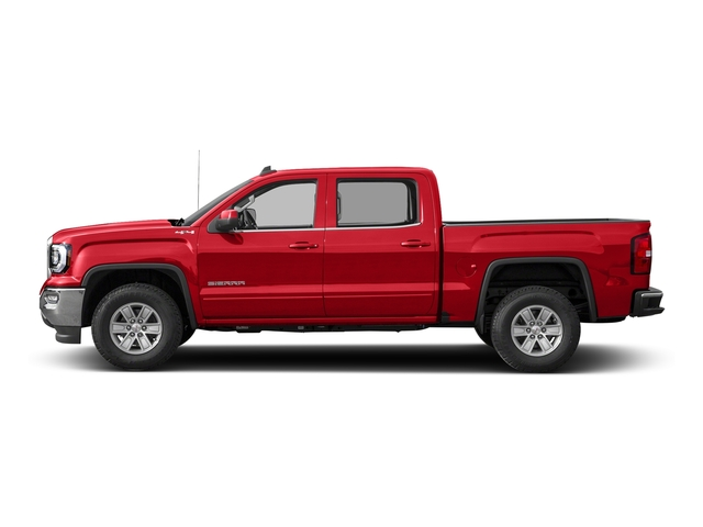 Cardinal Red 2016 GMC Sierra 1500 Pictures Sierra 1500 Crew Cab SLE 2WD photos side view