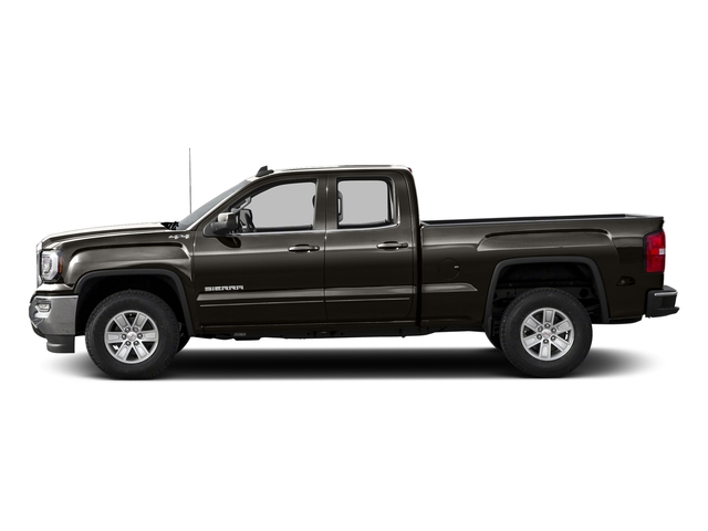 Mahogany Metallic 2016 GMC Sierra 1500 Pictures Sierra 1500 Extended Cab SLE 4WD photos side view