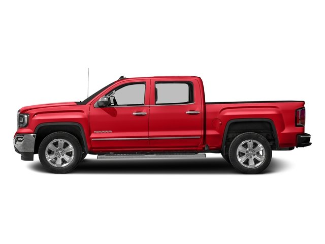 Cardinal Red 2016 GMC Sierra 1500 Pictures Sierra 1500 Crew Cab SLT 2WD photos side view