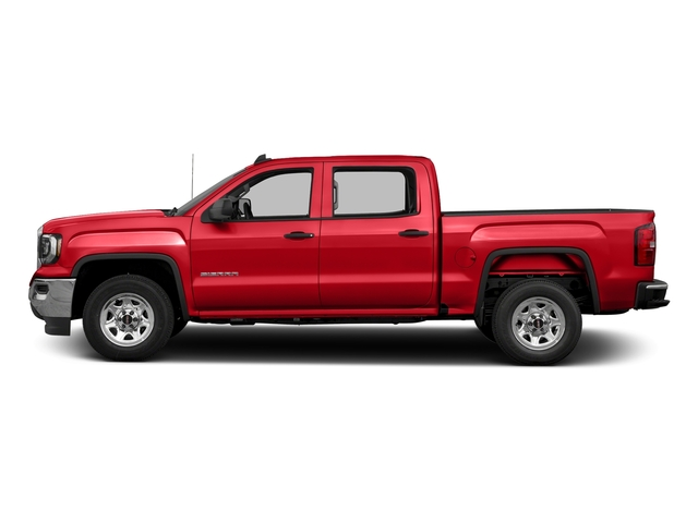 Cardinal Red 2016 GMC Sierra 1500 Pictures Sierra 1500 Crew Cab 4WD photos side view