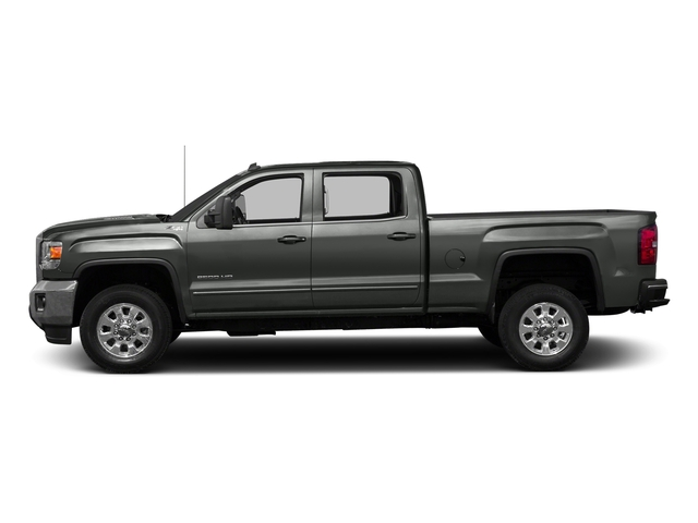 Light Steel Gray Metallic 2016 GMC Sierra 3500HD Pictures Sierra 3500HD Crew Cab 2WD photos side view