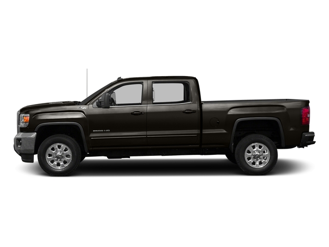 Mahogany Metallic 2016 GMC Sierra 3500HD Pictures Sierra 3500HD Crew Cab 2WD photos side view