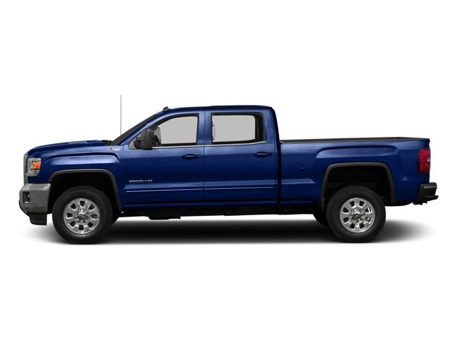 Stone Blue Metallic 2016 GMC Sierra 3500HD Pictures Sierra 3500HD Crew Cab 2WD photos side view