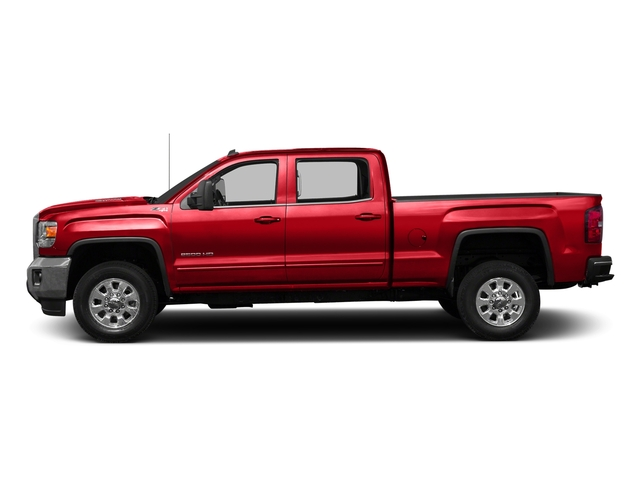 Cardinal Red 2016 GMC Sierra 3500HD Pictures Sierra 3500HD Crew Cab 2WD photos side view