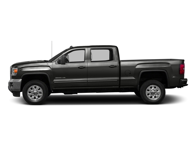 Iridium Metallic 2016 GMC Sierra 3500HD Pictures Sierra 3500HD Crew Cab 2WD photos side view