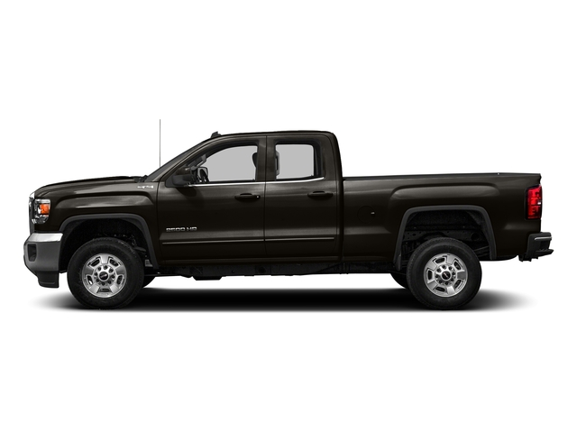 Mahogany Metallic 2016 GMC Sierra 2500HD Pictures Sierra 2500HD Extended Cab SLT 2WD photos side view
