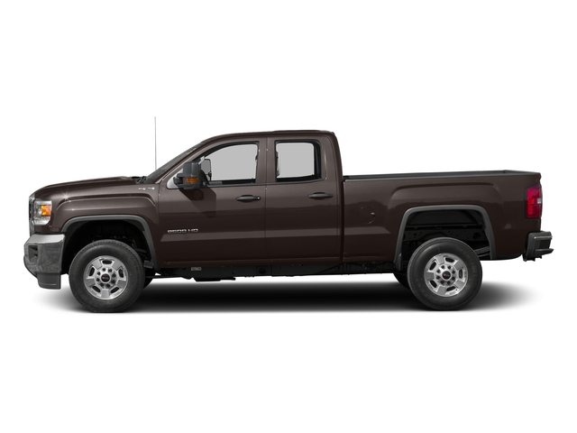 Mahogany Metallic 2016 GMC Sierra 2500HD Pictures Sierra 2500HD Extended Cab 4WD photos side view