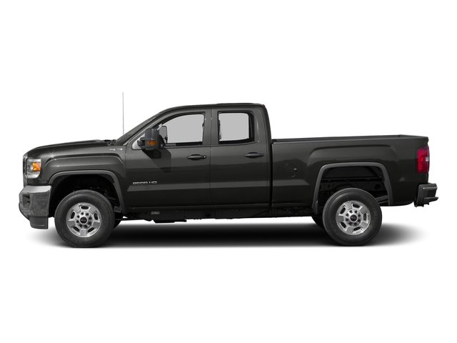 Iridium Metallic 2016 GMC Sierra 2500HD Pictures Sierra 2500HD Extended Cab 4WD photos side view