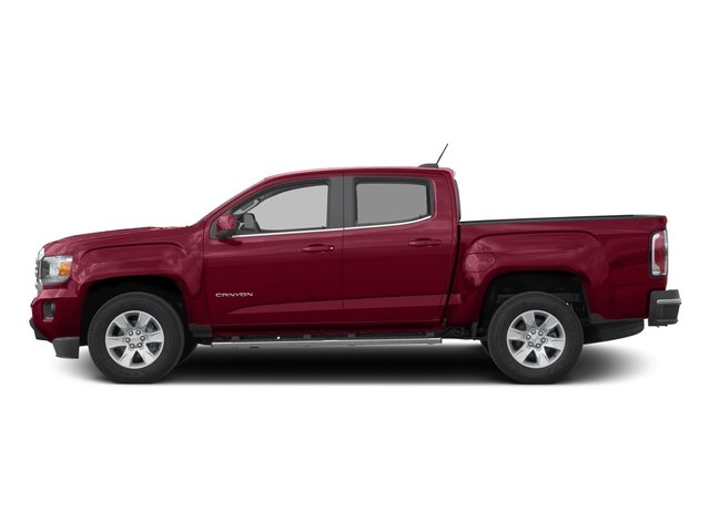Copper Red Metallic 2016 GMC Canyon Pictures Canyon Crew Cab SLE 4WD T-Diesel photos side view