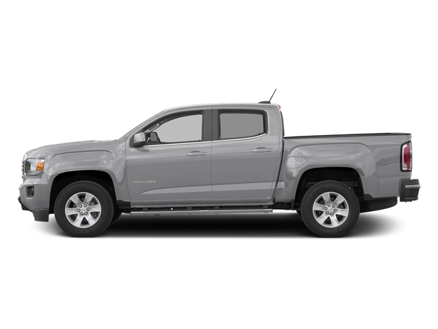 Quicksilver Metallic 2016 GMC Canyon Pictures Canyon Crew Cab SLE 4WD T-Diesel photos side view