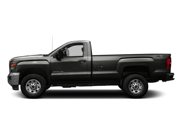 Iridium Metallic 2016 GMC Sierra 3500HD Pictures Sierra 3500HD Regular Cab 4WD photos side view