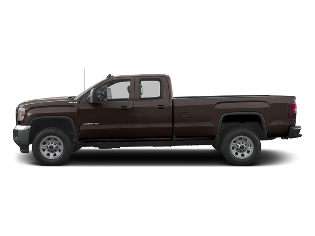 Mahogany Metallic 2016 GMC Sierra 3500HD Pictures Sierra 3500HD Extended Cab 2WD photos side view
