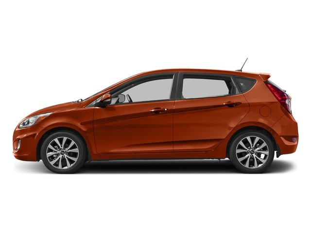 Vitamin C Pearl 2016 Hyundai Accent Pictures Accent Hatchback 5D Sport I4 photos side view