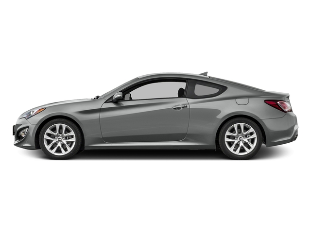 Santiago Silver Metallic 2016 Hyundai Genesis Coupe Pictures Genesis Coupe 2D Ultimate V6 photos side view