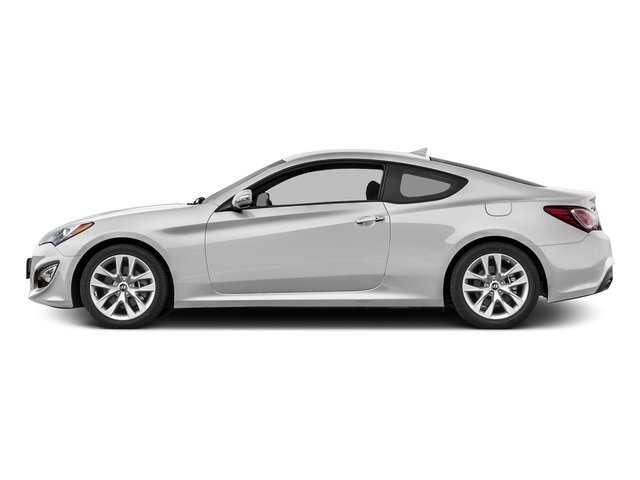 Casablanca White Pearl 2016 Hyundai Genesis Coupe Pictures Genesis Coupe 2D Ultimate V6 photos side view